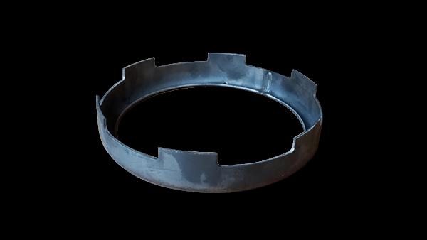 LPG Cylinder Bottom Ring Production Line