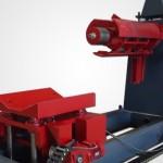 LPG Cylinder Forming Line De-Coiler