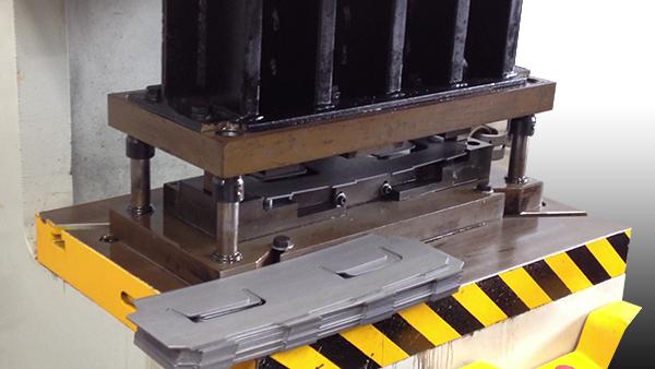 LPG Cylinder Guard Ring Press