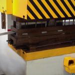 LPG Cylinder Production Bottom Ring Press