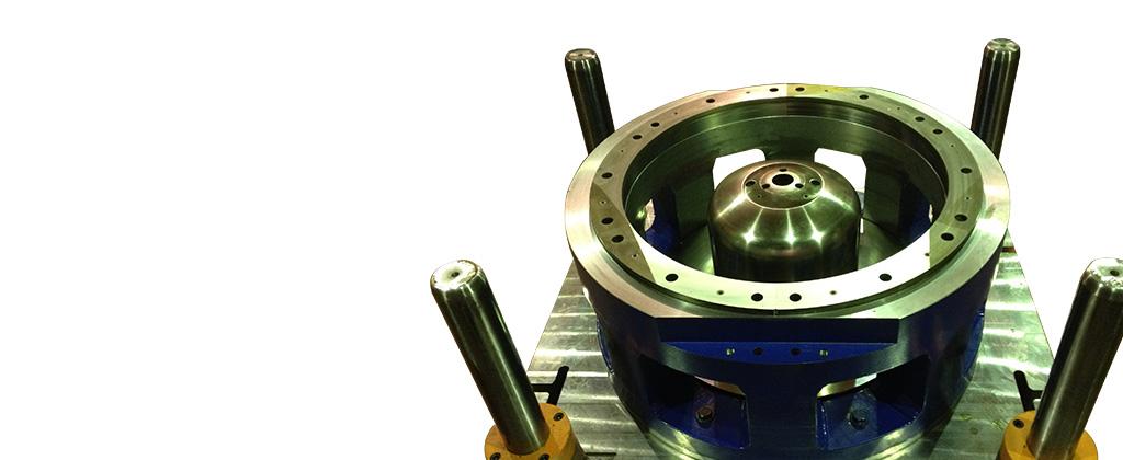 ROK Teknik LPG Cylinder Deep Drawing Dies