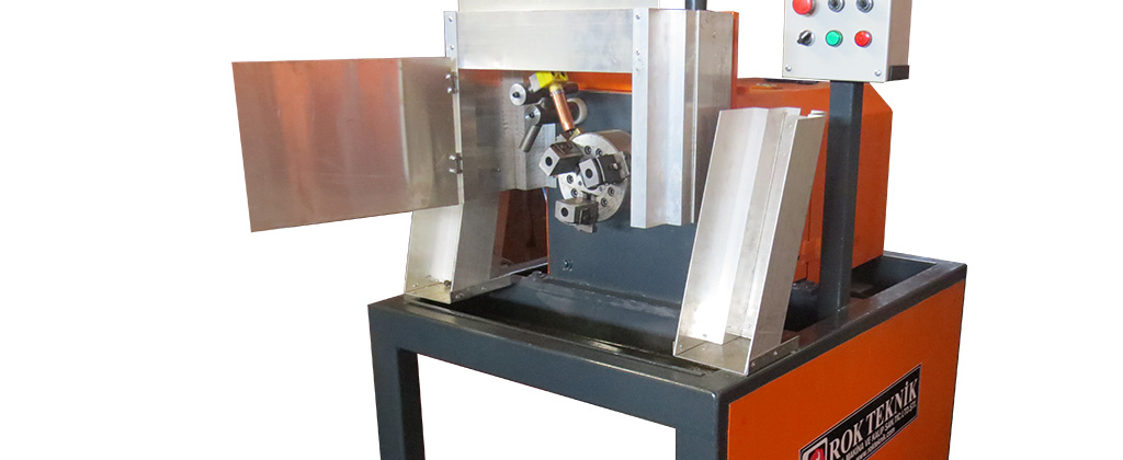 ROK Teknik LPG Cylinder Welding Machines