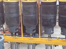 LPG Cylinder Testing Line