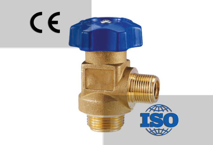 LPG Cylinder Valve Specification Control
