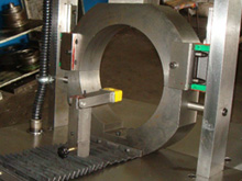 LPG Cylinder Welding Line