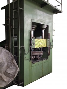 Used LPG Cylinder Production Line