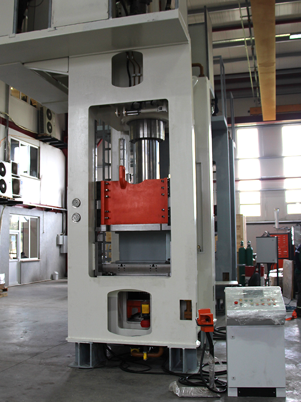 LPG Cylinder Deep Drawing Press